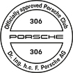 Officially approved Porsche Club 306